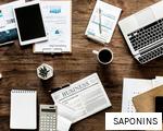 SAPONINS anagram