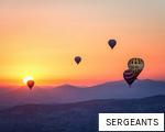 SERGEANTS anagram