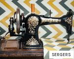 SERGERS anagram
