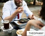 THEOPHANY anagram