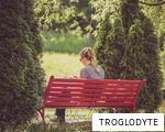 TROGLODYTE anagram